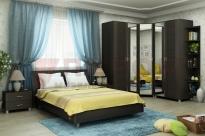 Спальня Камелия 4 (Дуб Венге)