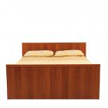 Кровать без основания Джорджия итальянский орех СБ-044-1 (2069х776х1748) спальное место 1600х2000