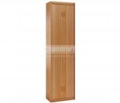 Сити розовое дерево СБ-1882 Шкаф для одежды (588х2217х348)