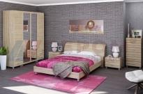 Спальня Мелисса 5 (Дуб Сонома)
