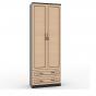 Гриф СБ-1317 Шкаф 2-х дверный (800х2236х582)