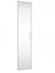 Бруна дверь с зеркалом ЛД 631.132 (440х2156х21)
