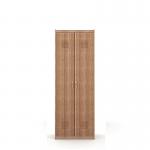 Сити розовое дерево СБ-217 Шкаф 2-х дверный (800х2218х558)