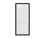 Марсель дуб феррара (белый) СБ-1067 Шкаф для одежды (900х2084х575)