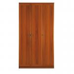 Джорджия итальянский орех СБ-041 Шкаф 3-х дверный (1200х2235х590)