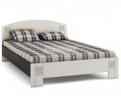 Кровать универсальная Сити онденс СБ-1876 (2045х854х1460) спальное место 1400х2000
