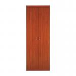 Сити вишня барселона СБ-217 Шкаф для одежды (800х2218х558)