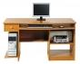 Поп Письменный стол цвет: Ольха медовая kbiu-8-14 1350x675x755