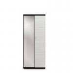 Гретта дуб феррара СБ-636 Шкаф 2-х дверный (900х2241х580)