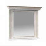 Версаль белый ясень СБ-2052 Зеркало(903х920х147)