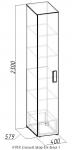 Гипер Шкаф для белья 3 (400х2300х579)