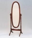 Зеркало напольное MS-8007 (вишня)