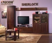 Шерлок 2 Шкаф МЦН (3327х2107х400)