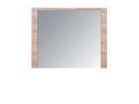 Рафло Зеркало цвет: орех салев LUS 8-10 1020х35х825