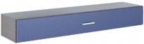 Аватар Полка B синий металлик 1290х345х220