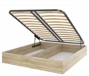 Спальня Сиеста, Короб для кровати СТЛ.138.06 Размеры 1590х1666х254