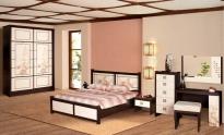 Спальня Киото Доп. комплектация 1