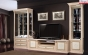 Модульная гостиная Карина 3 Бежевая, Комод под TV 2м К3ТТ-2 2035х565х510