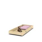 Денди оранжевый СБ-1417 Ящик для кровати (1890х206х796)