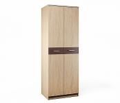 Клео  СБ-2008 Шкаф 2-х дверный (800х2226х579)