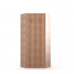 Сити розовое дерево СБ-218 Шкаф угловой (904х2218х904)
