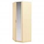 Монте СБ-1793 Шкаф угловой с зеркалом (856х2243х856)