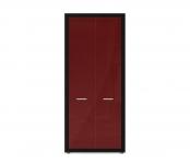 Марсель дуб феррара (бордо) СБ-1067 Шкаф для одежды (900х2084х575)