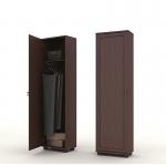 Верди СБ-1440 Шкаф однодверный(600х2190х350)