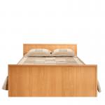 Кровать универсальная без основания Джорджия ольха СБ-229-1 (2069х776х1548) спальное место 1400х2000