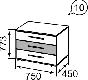 Марианна Комод (748х773х450)
