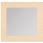 Гретта вишня барселона СБ-206 Зеркало (900х844х21)