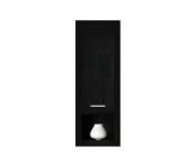 Марсель дуб феррара (черный) СБ-1074 Полка (450х1250х365)