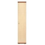 Гретта вишня барселона СБ-637 Шкаф 1-но дверный (490х2241х580)
