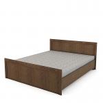 Кровать без основания Венеция вишня эльба СБ-1291 (1460х2071х825) спальное место 1400х2000