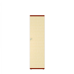 Гретта вишня СБ-962 Шкаф (600х2241х371)