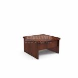Фокус орех СБ-1939 Стол раскладной (2000х800)
